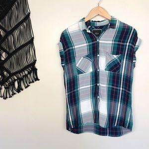 Rails Britt Plaid Button Down Shirt